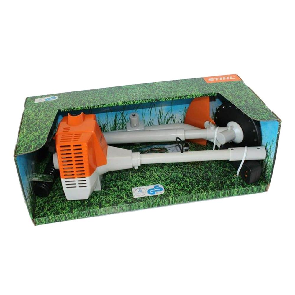 Stihl Childrens Battery Operated Toy Brushcutter Strimmer