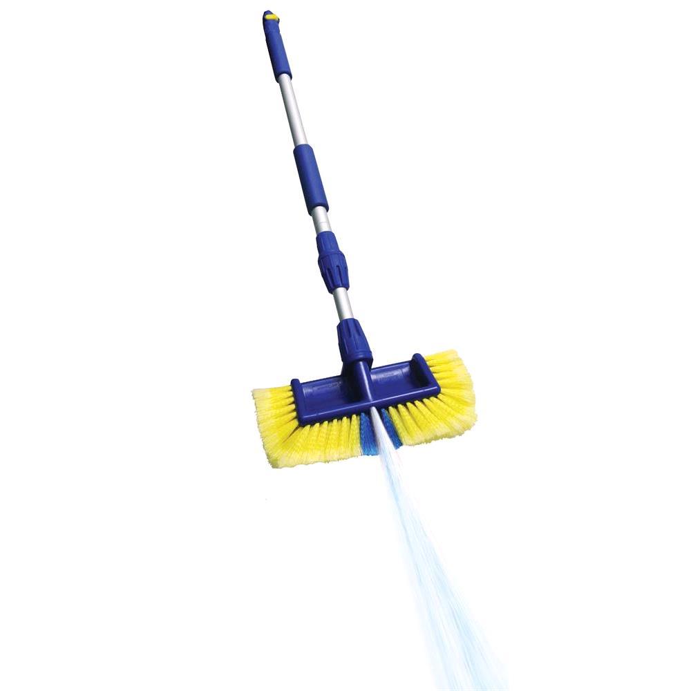 Blaster Brush 2 in 1 Wash Brush with Jet Spray