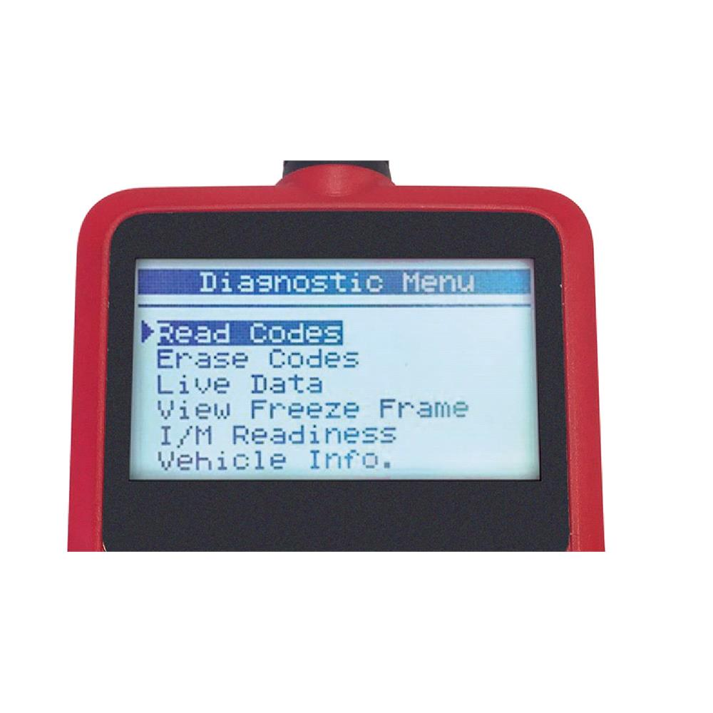 OBD II Car Diagnostic Tool with Large Display and Code Explanation   multi lingual