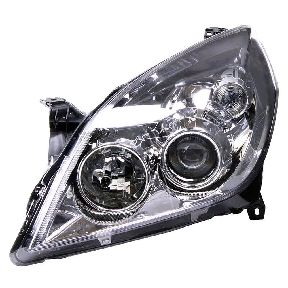 Right Headlamp Chrome Bezel For Opel Vectra C Gts 2006 On