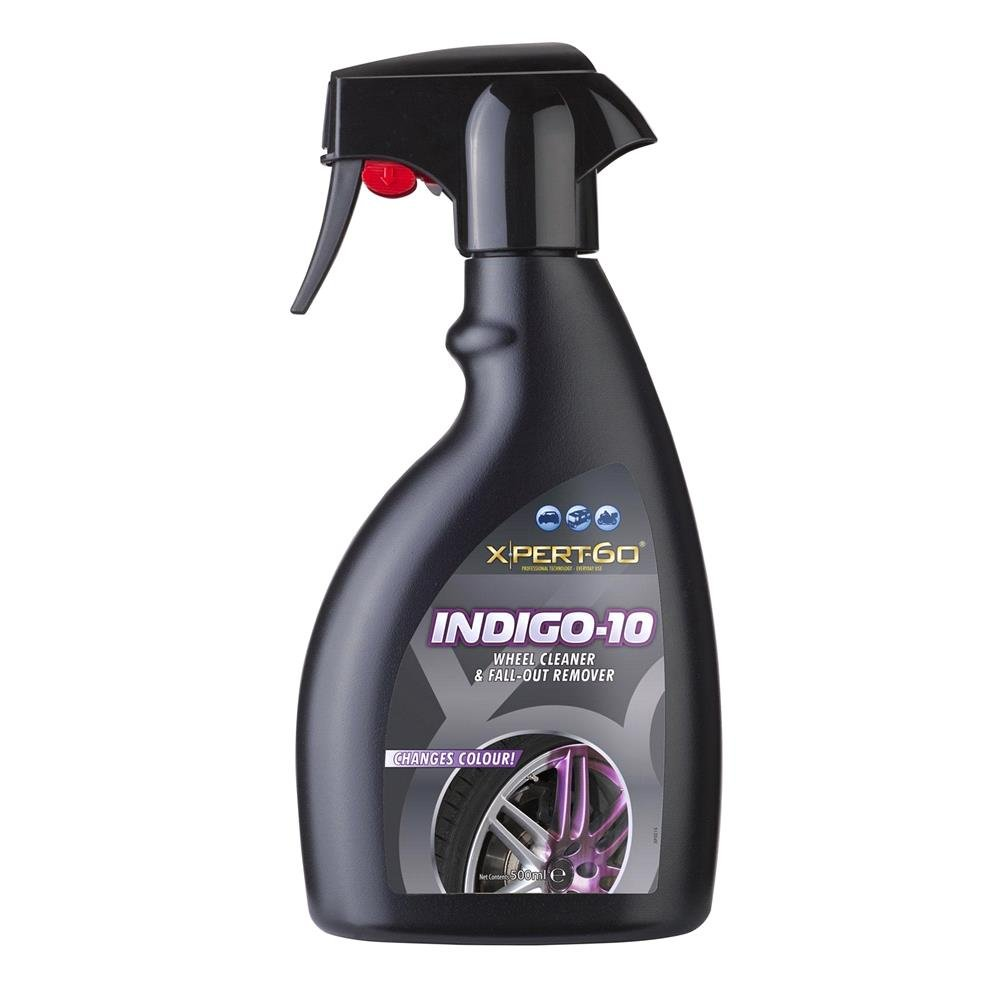 Concept® Xpert 60 Indigo 10 Colour Changing Wheel Cleaner & Fallout Remover 500ml