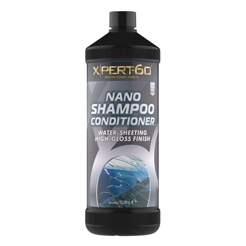 Concept® Xpert 60 Ultimate pH Neutral Nano Shampoo & Conditioner 1L